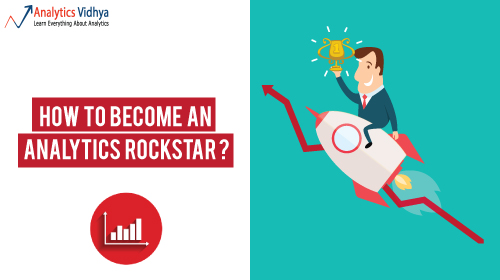 How to become an analytics rockstar?