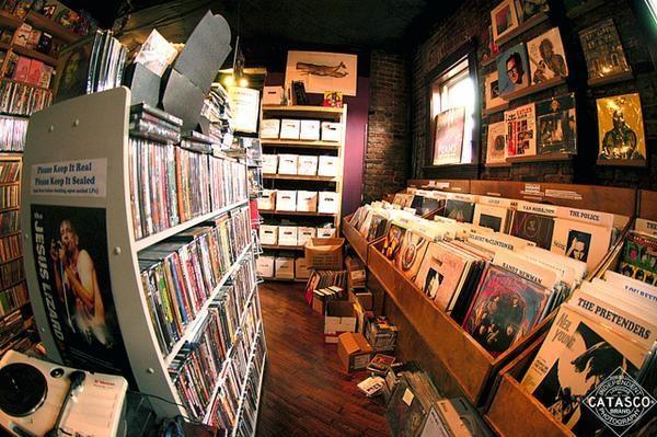 cd shop