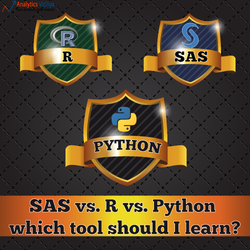 SAS vs. R (vs. Python) – which tool should I learn?