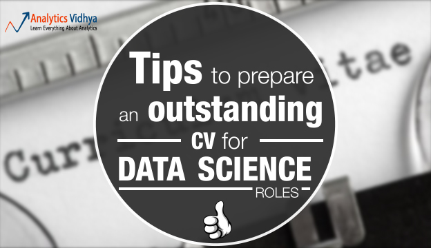 tips to prepare cv for data science roles