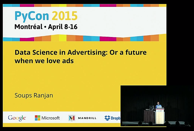 Data Science in Advertising, Python