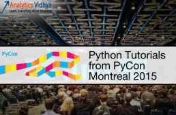 PyCon Montreal 2015 tutorials – Hands-on way to learn Data Science in Python