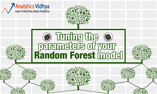 Tuning the parameters of your Random Forest model