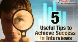 Beware – interviewer for analytics job is observing you closely!