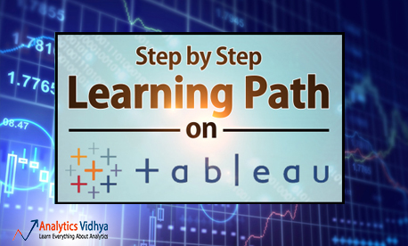 Step by Step resource guide to learn Tableau