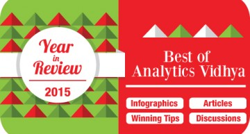 Year in Review: Best of Analytics Vidhya from 2015