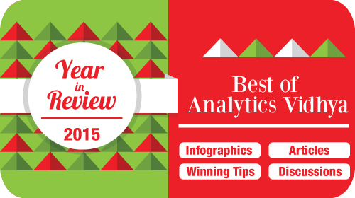 best articles, infographics, tutorials, discussions from analytics vidhya