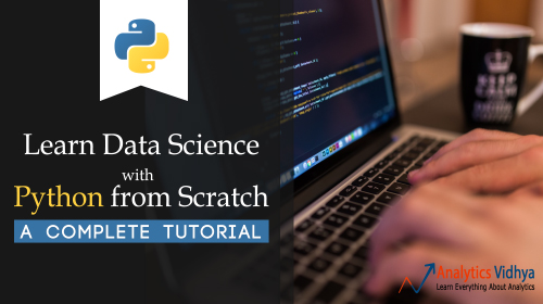 learn python for data science from scratch