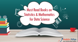 Free Must Read Books on Statistics & Mathematics for Data Science