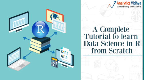 free tutorial to learn data science from scratch, R