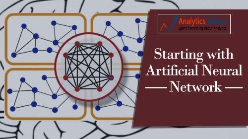 tutorial on artificial neural network
