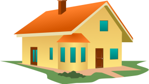 14938-illustration-of-a-yellow-house-pv