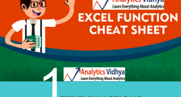 Cheatsheet – Excel Functions & Keyboard Shortcuts